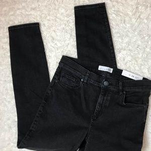 NWT Loft Denim Legging Crop Jean